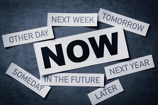 como parar de procrastinar agora